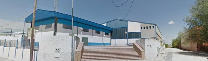 Pabellon Municipal 'Paco Castillo'