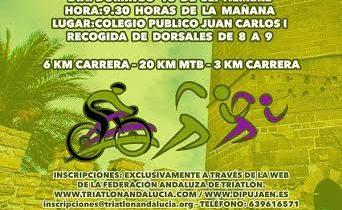 """III Duatlón-cros Porcuna """"Tierra de Íberos"""""""