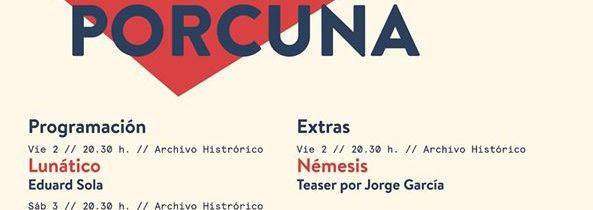 #FECPorcuna: Proyección «La pasión de Juana de Arco»
