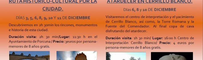 Ruta Histórico-Cultural por la Ciudad de Porcuna