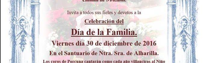 Celebración del día de la Familia
