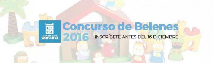 Exposición de Belenes (Concurso Belenes 2016)