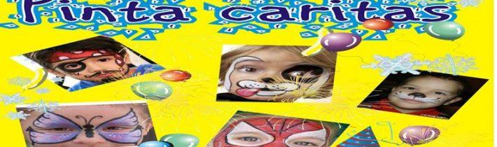 Pintacaras y globoflexia en el parque infantil