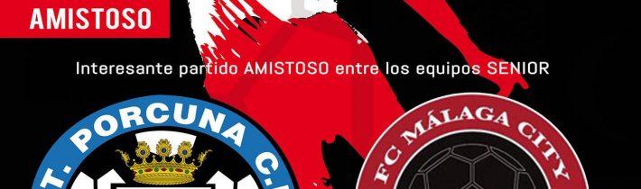 FÚTBOL: Atco. Porcuna – FC. Málaga City Academy