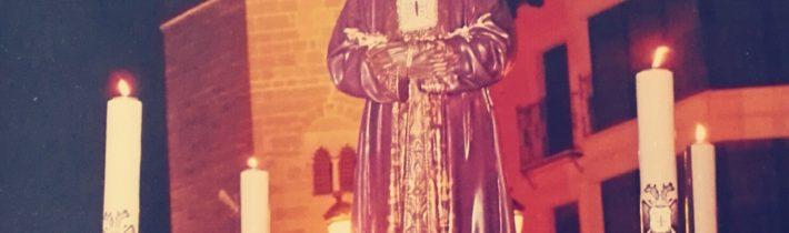 Procesión del Cristo de Medinaceli