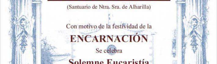 Celebración de la Encarnación