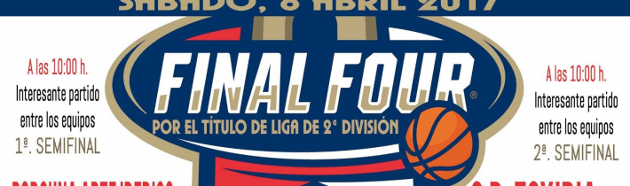 Baloncesto:  Semifinales Final Four (Junior Masculino)