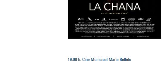 FecPorcuna: La Chana