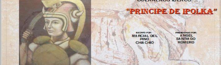 """Presentación del libro """"Principe de Ipolka"""""""