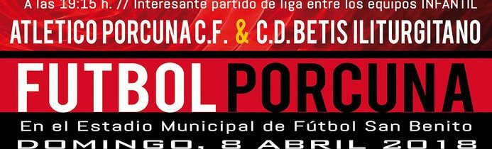 FÚTBOL: Atco. Porcuna – CD Athletic de Coín