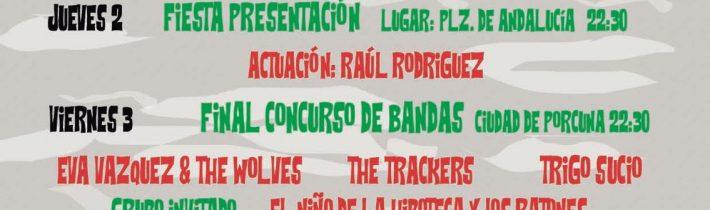 Presentación MíaQuéFEST con Raúl Rodriguez
