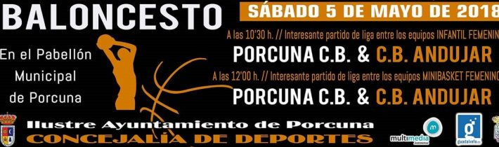 Baloncesto base del Porcuna Arte Ibérico