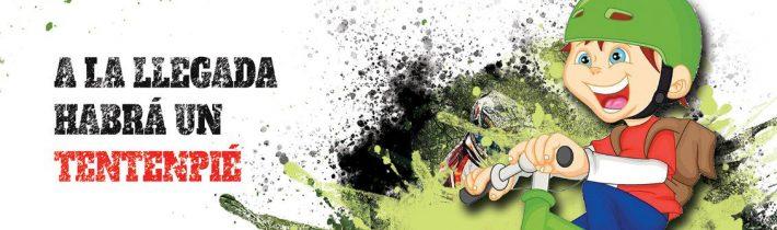 Día de la bicicleta en Porcuna