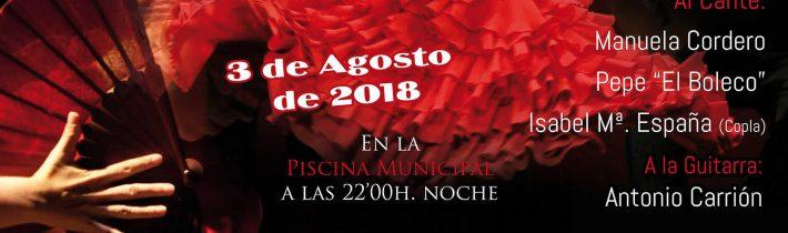 Flamenco: Homenaje al hijo ausente