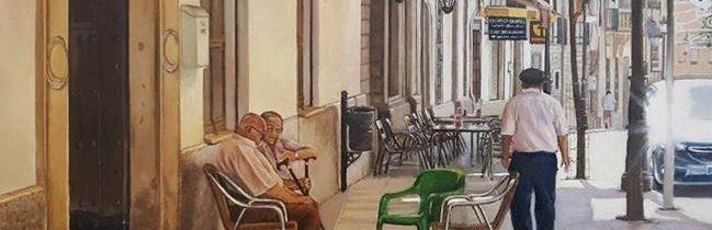 Exposición de Pintura de Ramón González