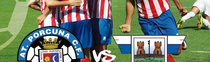 Fútbol base del Atco. Porcuna (3 partidos)