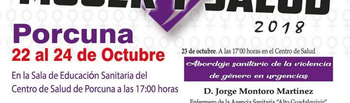 XVI Jornadas Mujer y Salud