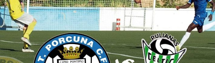 Fútbol: Atco. Porcuna – Jodar E.M (JUVENIL)