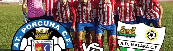 Fútbol base del Atco. Porcuna (2 partidos)