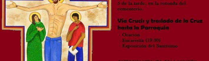Recepción de la Cruz de la Misión