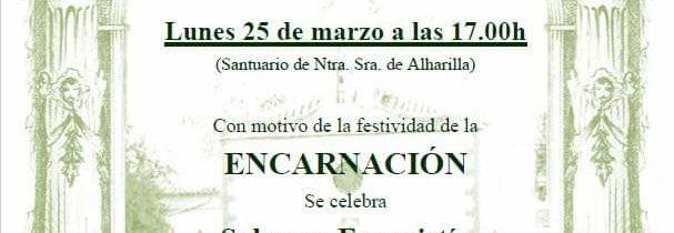 Día de la Encarnación