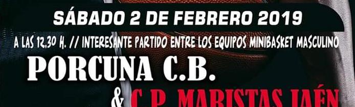 Baloncesto: Porcuna Arte Ibérico-CB Torredelcampo