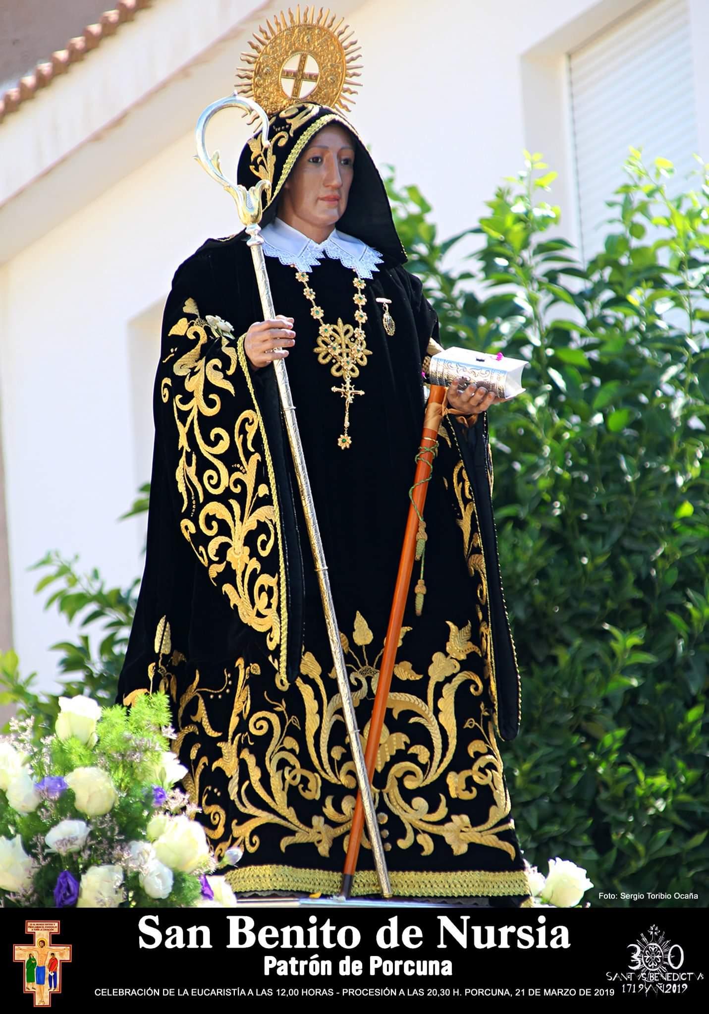 Día de San Benito, Patrón de Porcuna