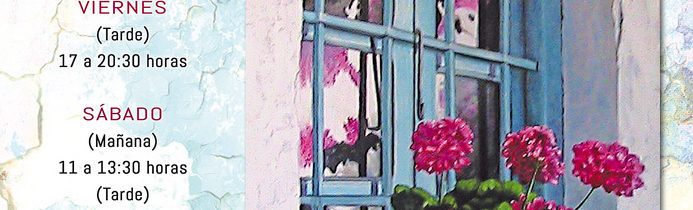 Exposición de Pintura-oleo
