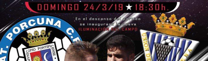 FÚTBOL: Atco. Porcuna – UD Maracena