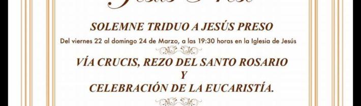 Procesión de Jesús Preso