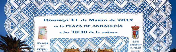 IX Encuentro de Encajeras de Bolillo
