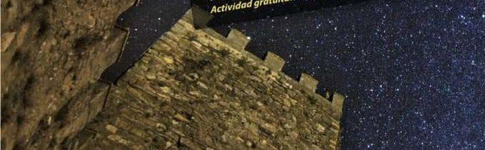Astroturismo, Mirador de la Redonda