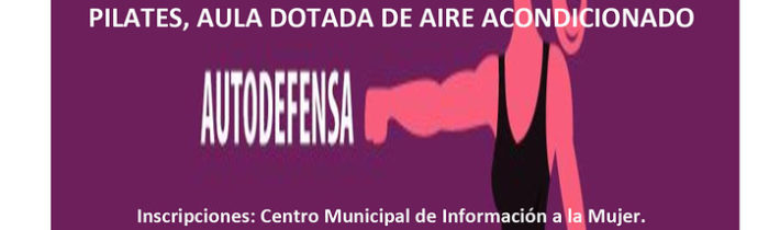 Talle de defensa persona femenina