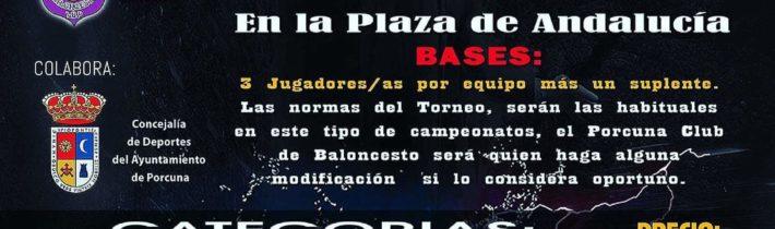 XXIII 3 x 3 Solidario en la Calle.