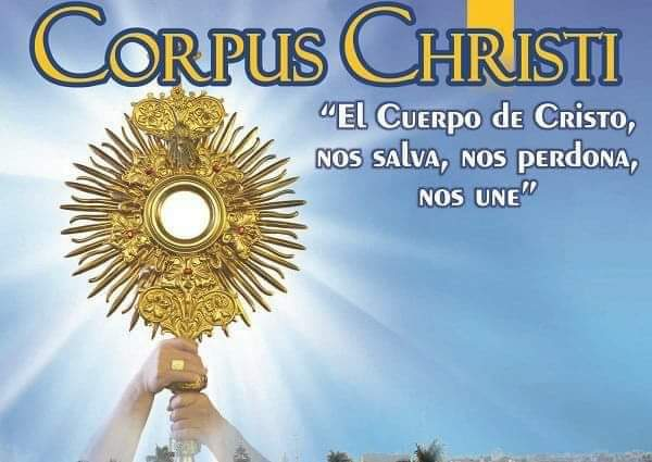 Día del Corpus Christi