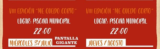 Certamen de cortos #mequedocorto