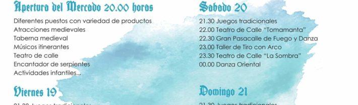 Fiestas Mediavales en Porcuna