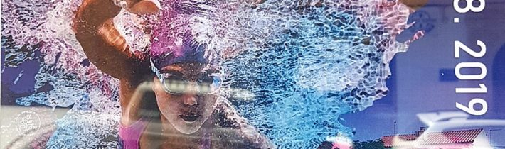 XIX Circuito Provincial de natación en Porcuna