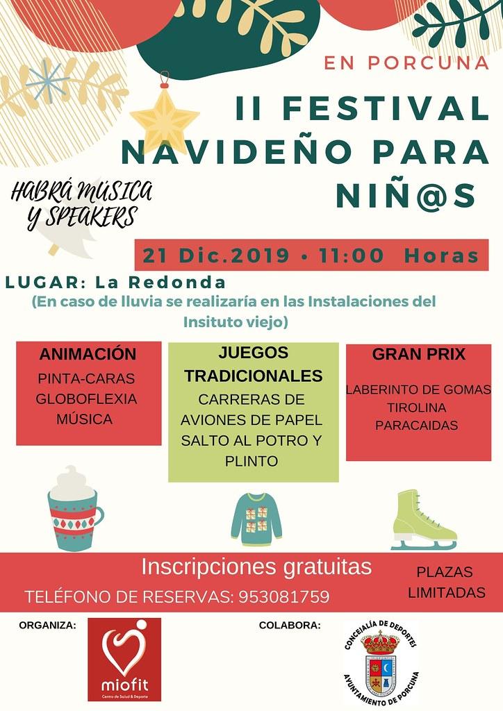 II Festival Navideño para Niños