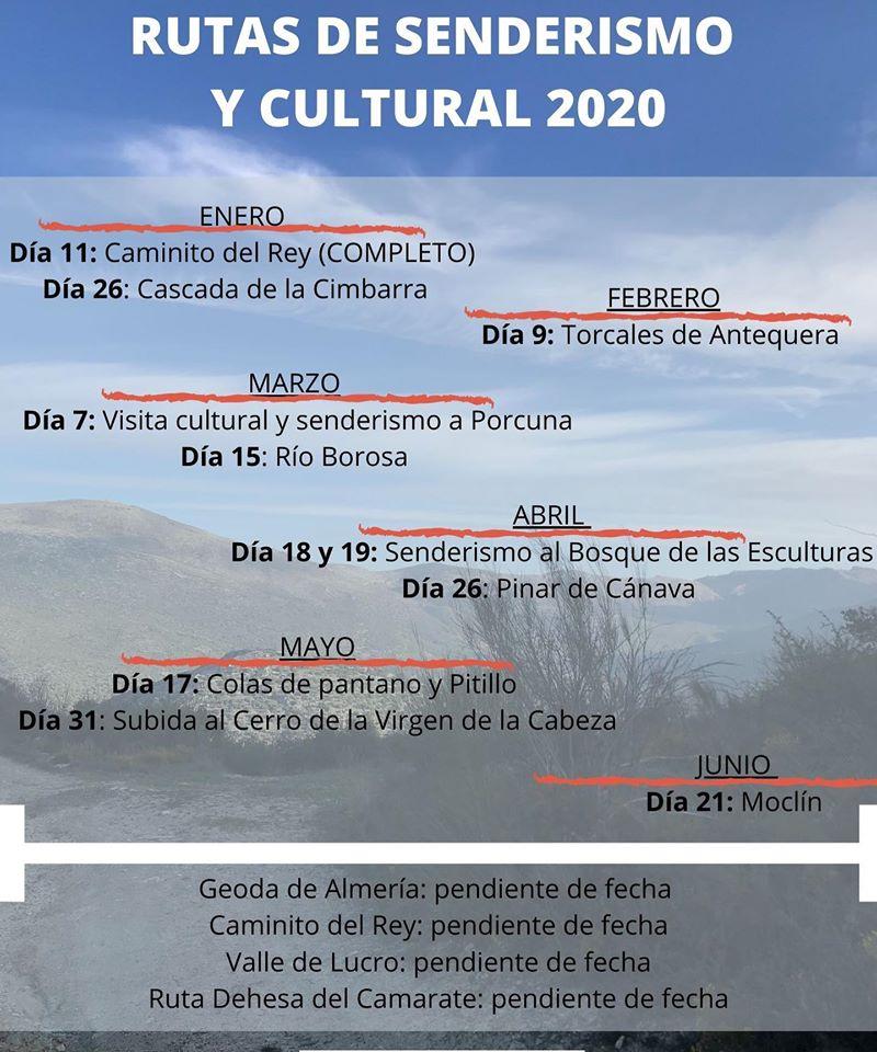 Visita cultural y senderismo