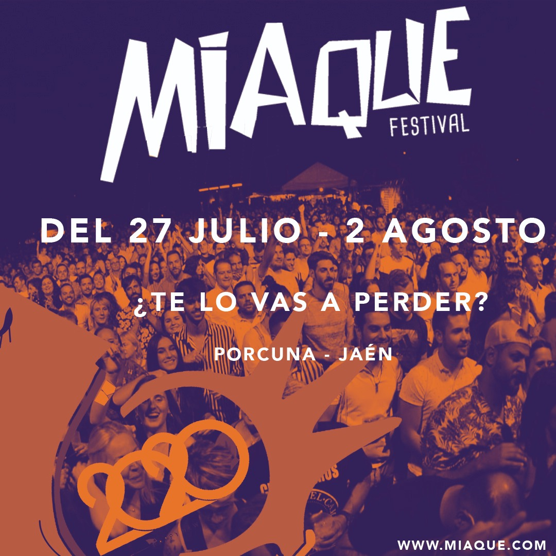 MíaQué Festival 2020