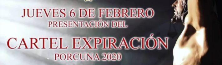 Presentación Cartel Expiración Porcuna 2020