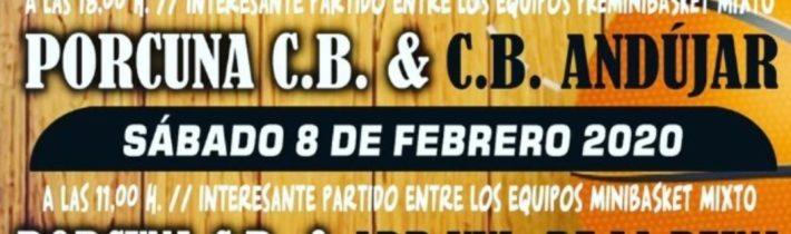 Baloncesto:  Porcuna Arte Ibérico – CBG Bulevar Torredelcampo