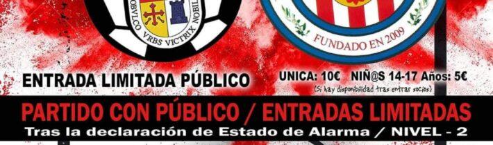 FÚTBOL: Atco. Porcuna –  CD UD Torredonjimeno