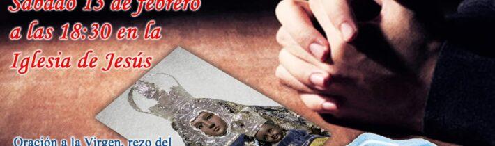 Acto mariano a la Santísima Virgen de la Cabeza