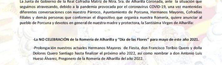 Romería de Alharilla