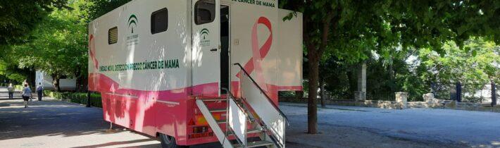 Unidad Móvil de Mamografía