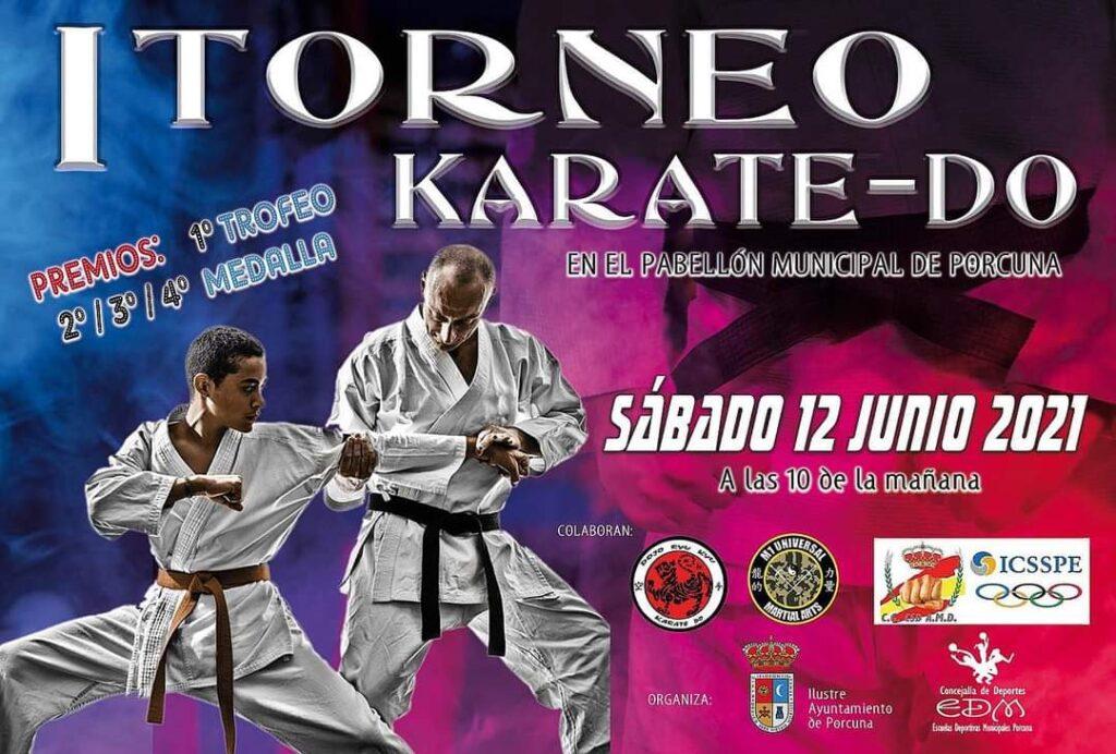 Karate PORCUNA