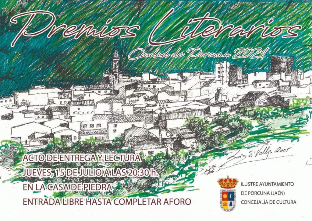 Premios Literarios Porcuna