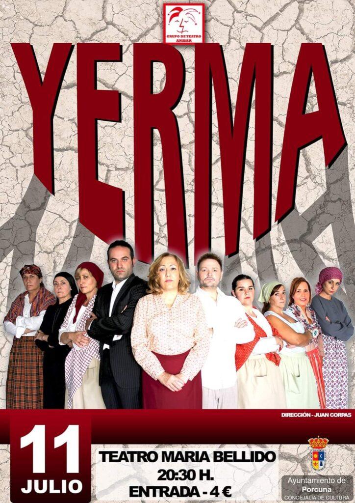 Teatro Yerma Porcuna